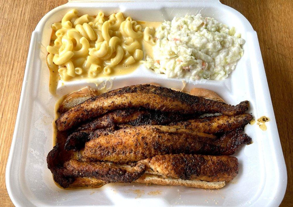 Lutfi's Fried Fish: 5501 Truman Market Pl, Grandview, MO