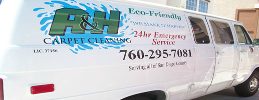 A & H Carpet Cleaning