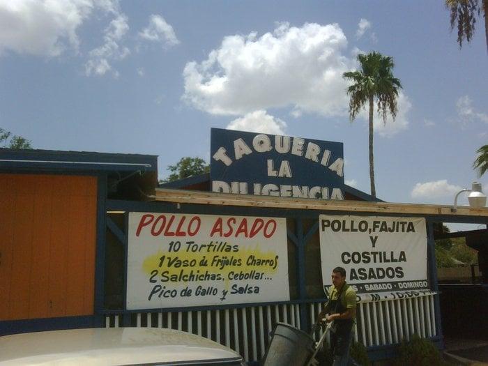 Taqueria La Diligencia: 102 S Alamo Rd, Alamo, TX