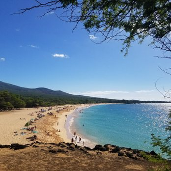 Photo Of Makena State Park Hi United States Beach Side