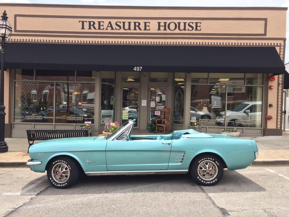 Treasure House Resale Shop