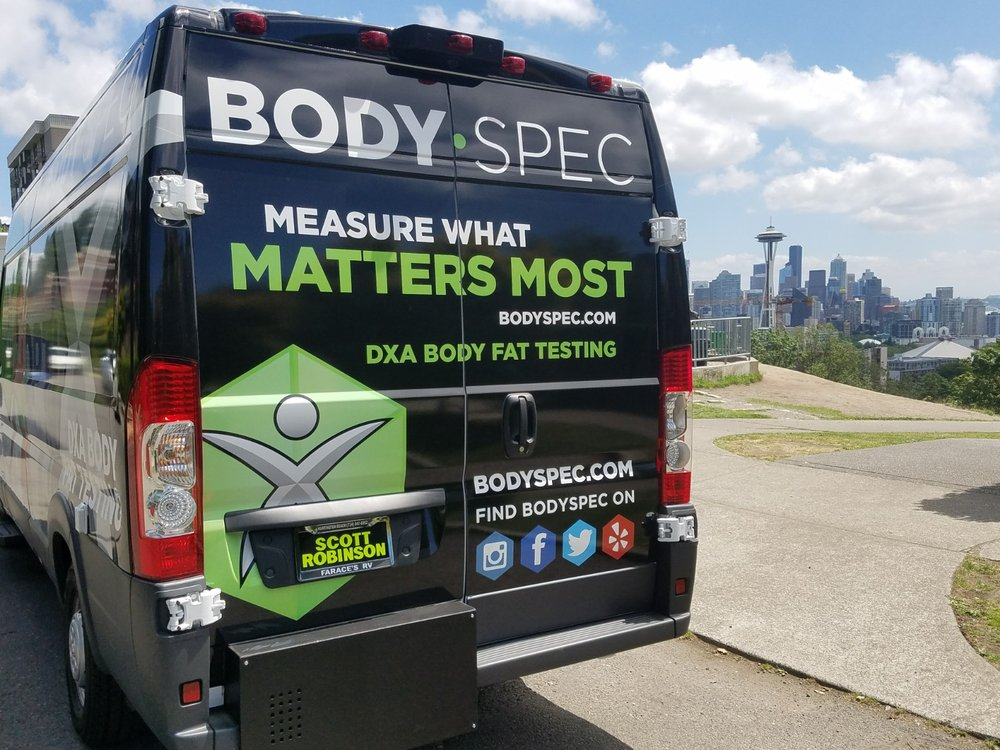 Bodyspec weight loss centers downtown seattle wa phone