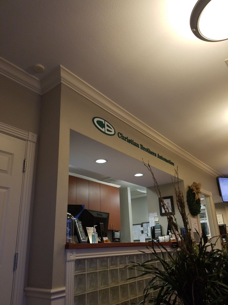 Christian Brothers Near Me >> Great Waiting Room Super Helpful Everytime My Wife Or I Have Come