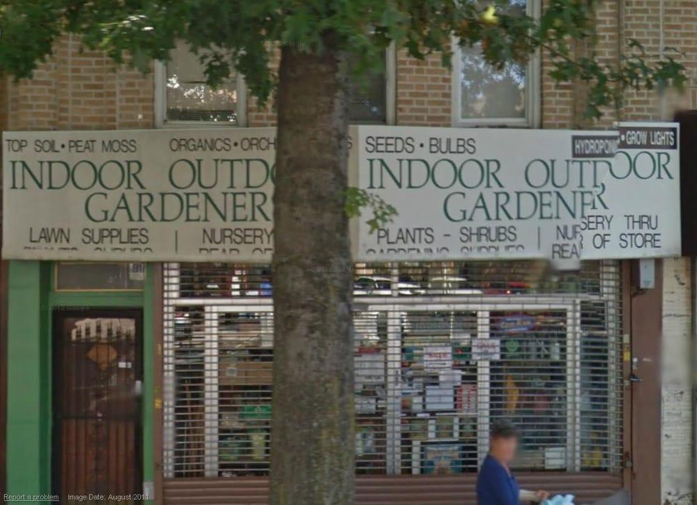 Indoor Outdoor Gardener: 8223 5th Ave, Brooklyn, NY