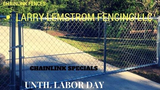 Larry Lemstrom Fencing: Inglis, FL