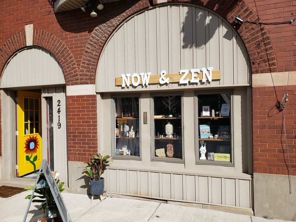 Now & Zen on Broad: 2419 Broad Ave, Altoona, PA