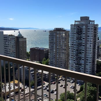 Photo Of Coast Plaza Hotel Suites Vancouver Bc Canada
