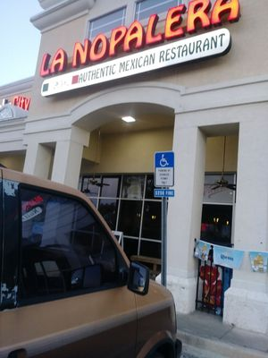 La Nopalera Mexican Restaurant 4530 Saint Johns Ave Jacksonville Fl