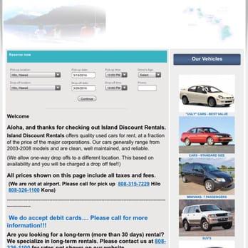 Island Discount Rentals 10 Photos 12 Reviews Car Rental 74