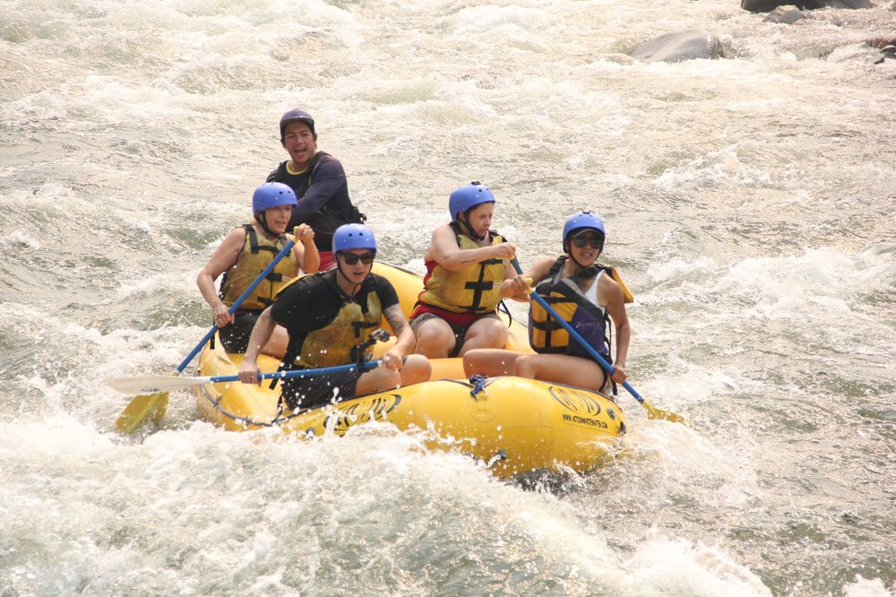 Action Whitewater Adventures: 7421 Hwy 49, Lotus, CA