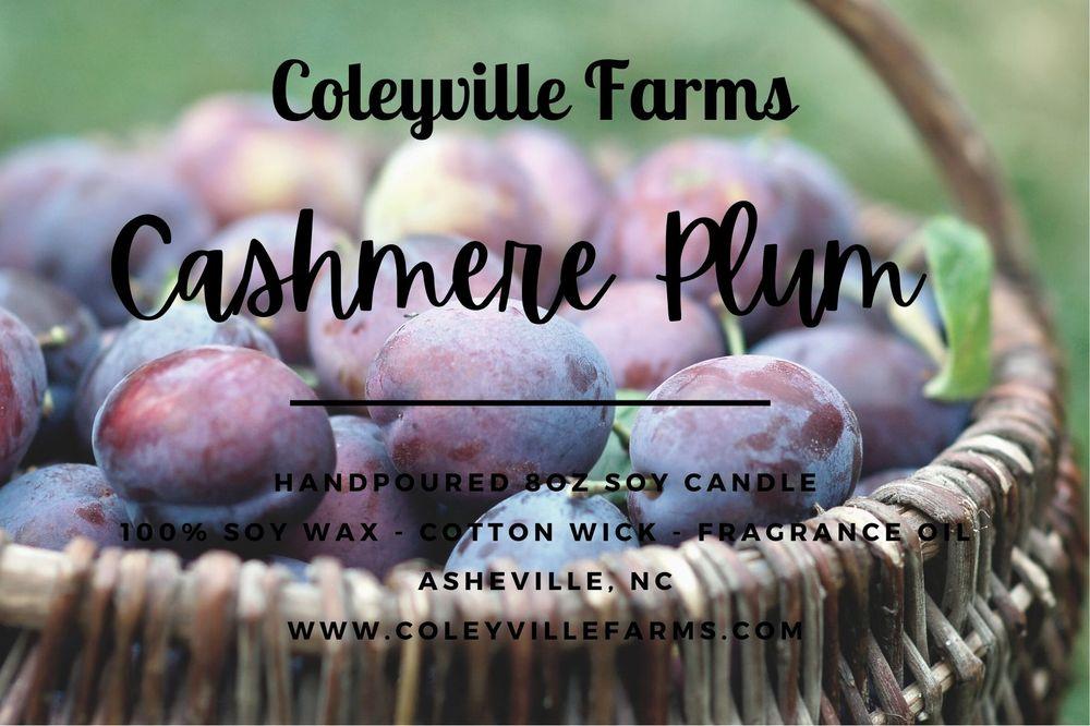 Coleyville Farms: Biltmore Lake, NC