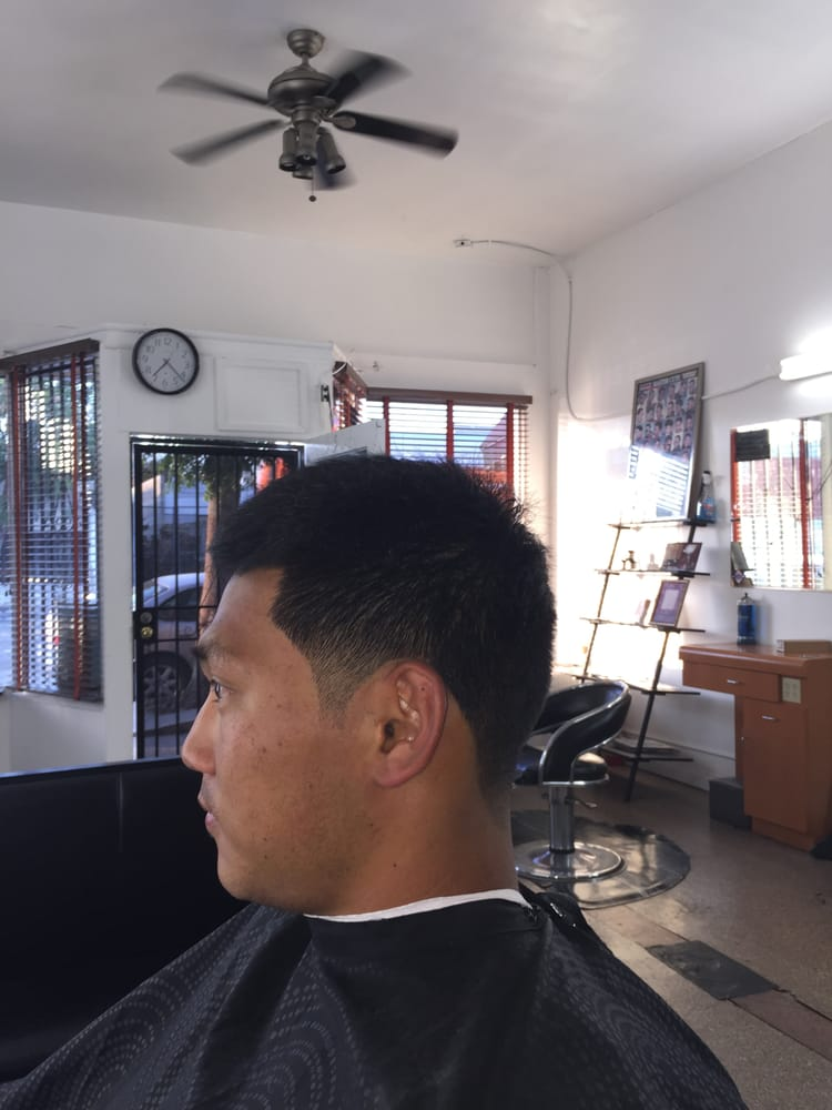 Precision Vision Barber & Beauty Salon   3306 W Jefferson Blvd, Los Angeles, CA, 90018   +1 (323) 481-9914