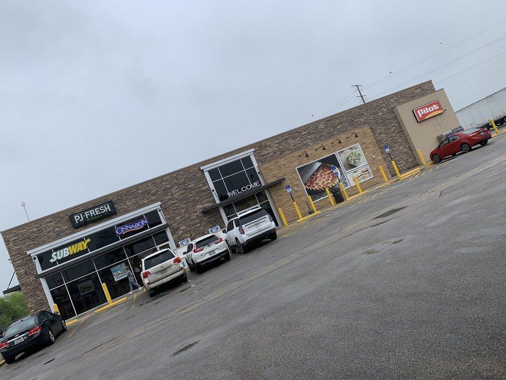 Pilot Travel Center: 2342 N Main St, Junction, TX