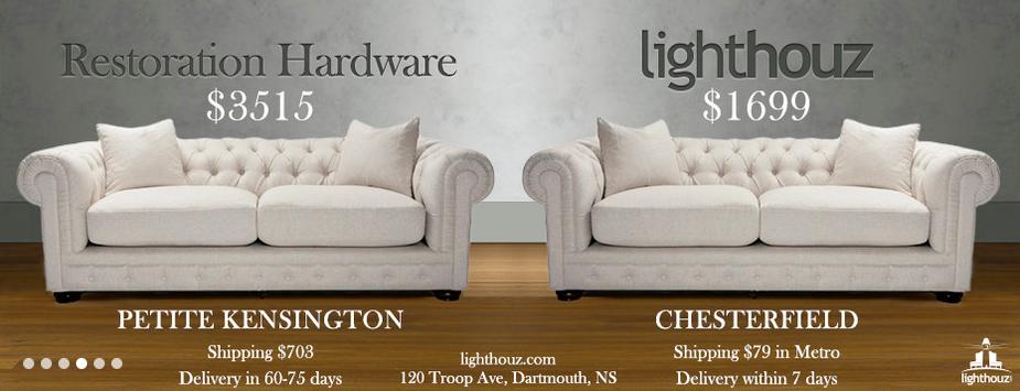 Photo Of Lighthouz Furniture   Dartmouth, NS, Canada. Restoration Hardware  Furniture Here In