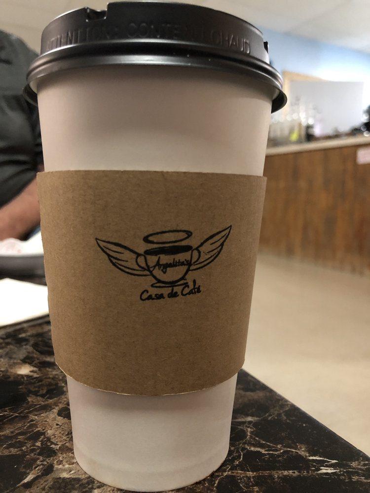 Angelita's Casa de Cafe: 2200 Boca Chica, Brownsville, TX
