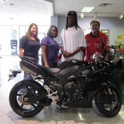 Friendly yamaha motorbike dealers 10939 airline hwy for Yamaha dealers in louisiana
