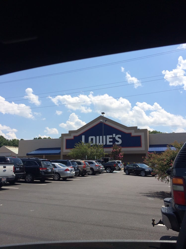 Lowe S Home Improvement Warehouse Store Of 13 Reviews