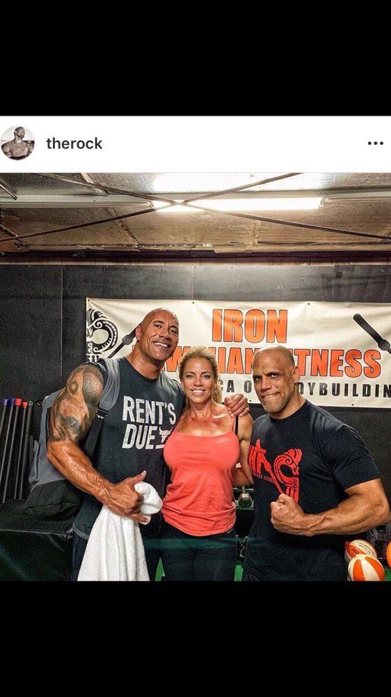 Iron Hawaiian Fitness
