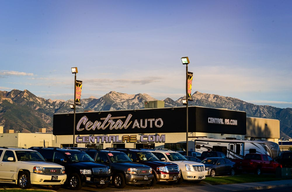 central auto 13 reviews car dealers 4545 s main st murray murray ut phone number yelp. Black Bedroom Furniture Sets. Home Design Ideas