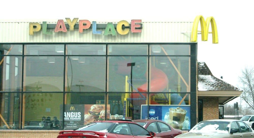 McDonald's: 2720 Oklahoma Ave, Woodward, OK