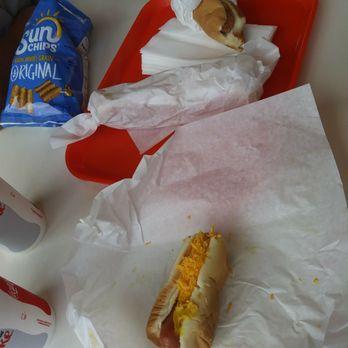 Caspers Hot Dog Hayward Ca