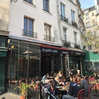 Petit Caf Ef Bf Bd Rue Descartes