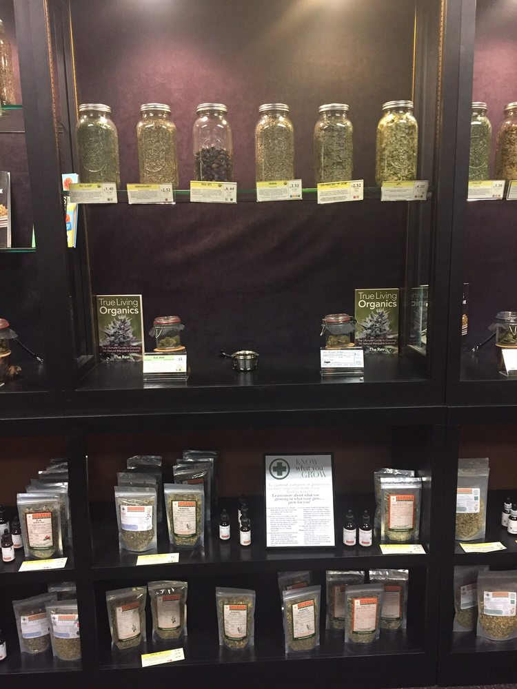 Breeze Botanicals - Ashland: 1526 Siskiyou Blvd, Ashland, OR