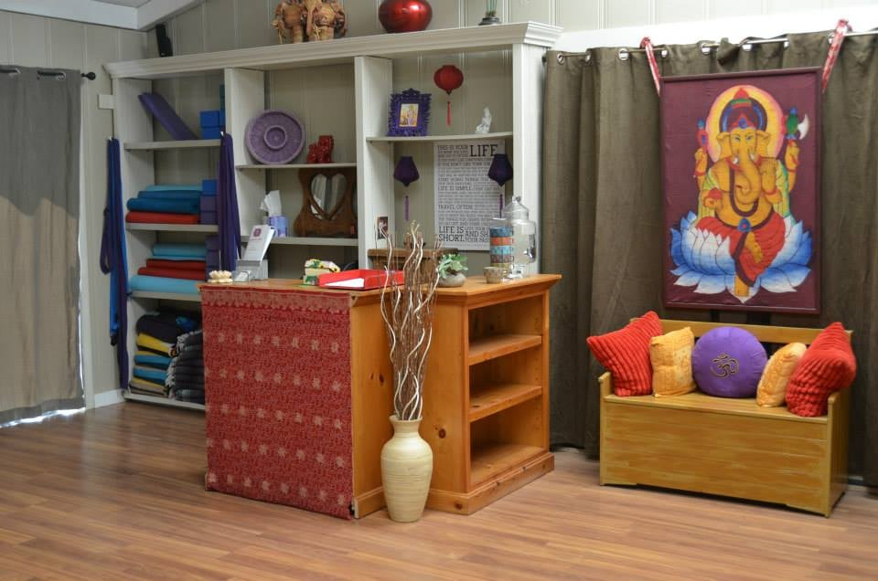 Lion Heart Yoga: 314 Warm Springs Rd, Kenwood, CA