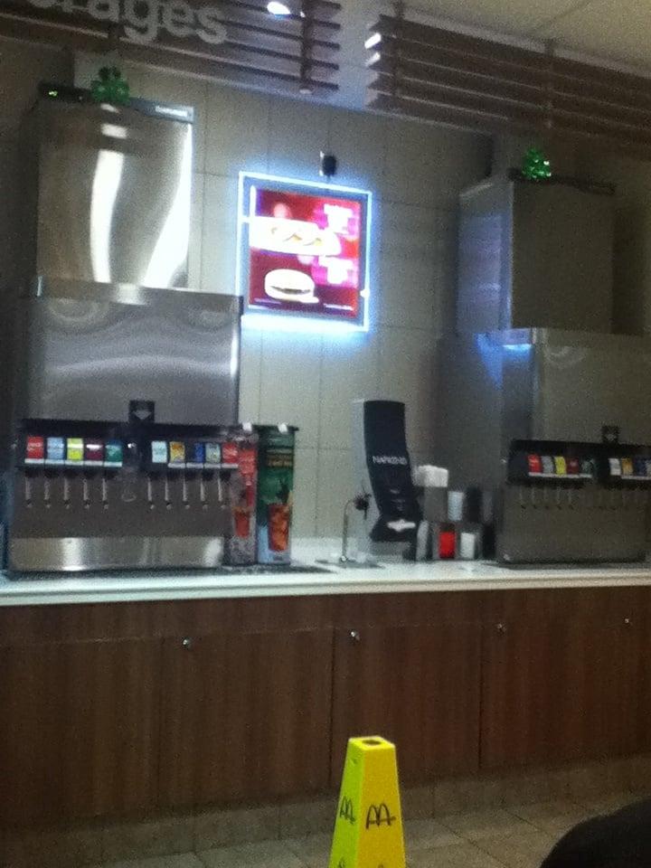 McDonald's: 500 Highway 65, Mora, MN