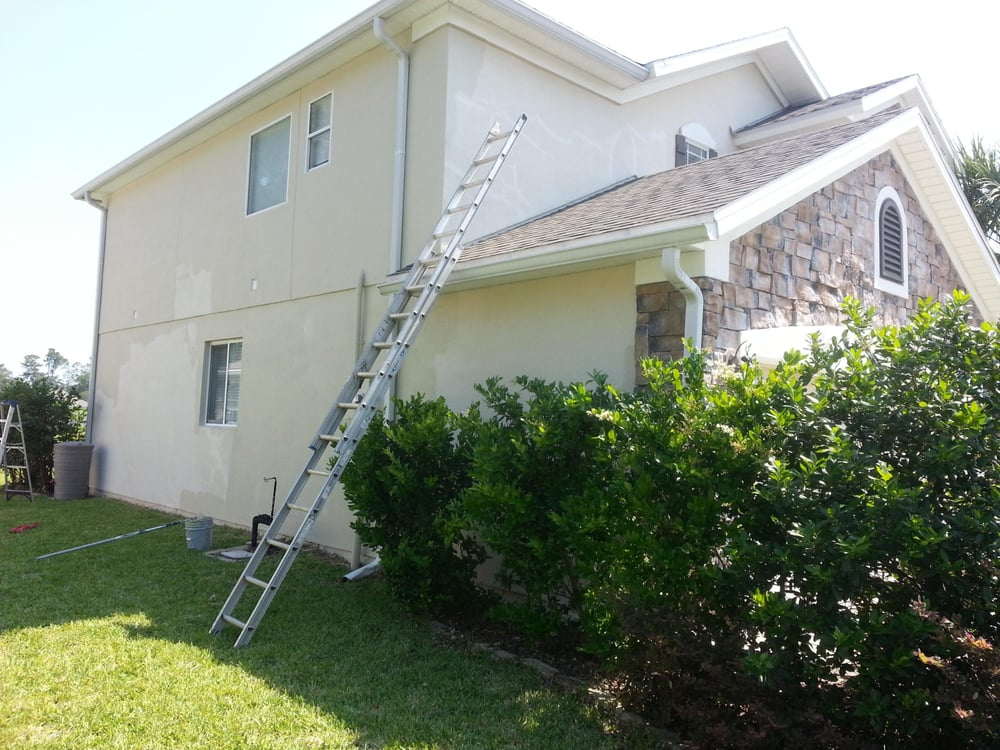 I 39 M Using Sherwin Williams Loxon Xp Exterior Paint I Used This Paint For Trim And Body Yelp
