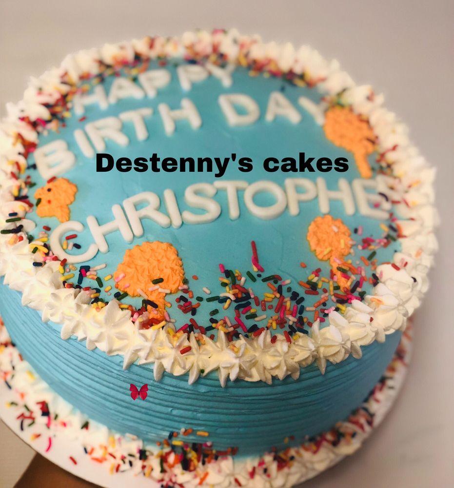 Destenny's Ice Cream: 717 23rd St, Richmond, CA