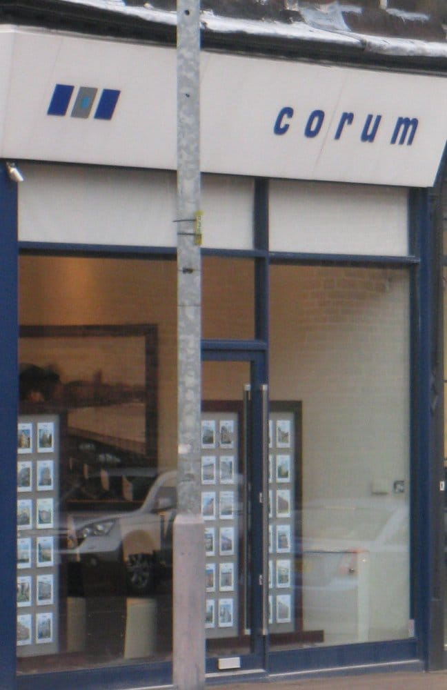 Corum Property West End Glasgow