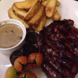Marlow steak restaurant