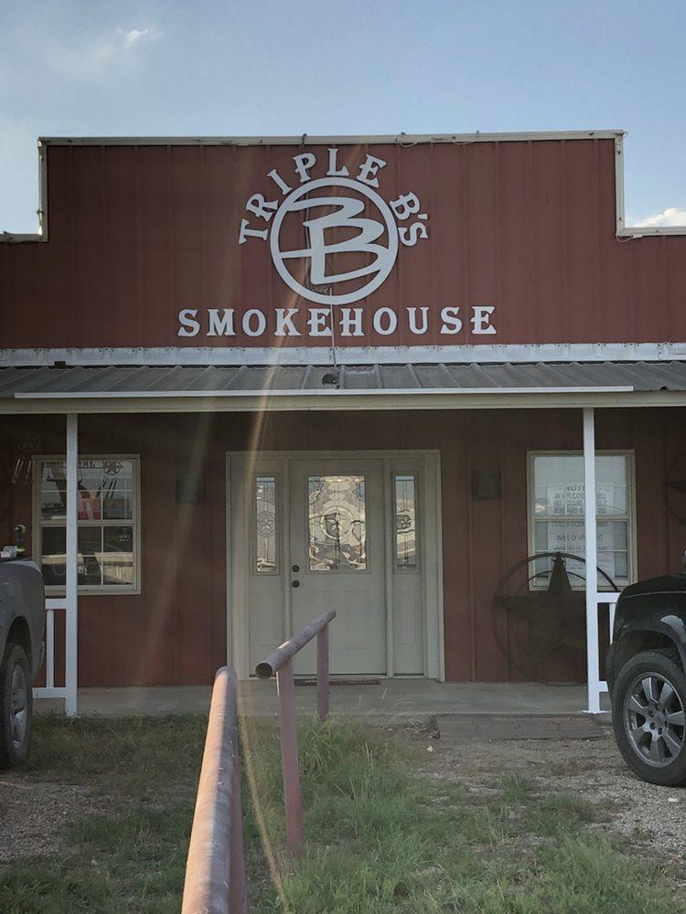 Triple B's Smokehouse: 10600 N River Crossing, Woodway, TX