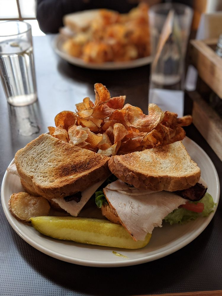 The Watershed Cafe: 99 North Cascade St, Osceola, WI