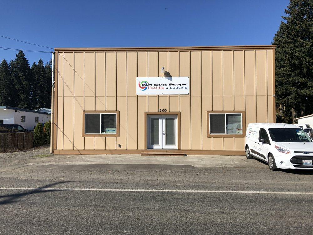 Home Energy Group: 15500 NE Caples Rd, Brush Prairie, WA