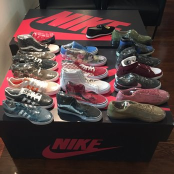 More of the pricey kicks are upstairs! Yeezys b055c0afac0c