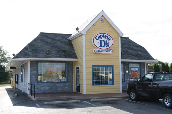 Captain d s seafood kitchen 12 recensioner fisk for Captain d s country style fish