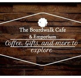 The Boardwalk Cafe & Gallery: 1390 Master St, Corbin, KY