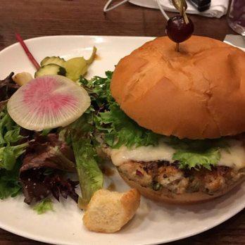 Photo Of Napa Valley Burger Company Sausalito Ca United States