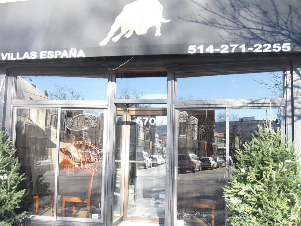 Villas espana spanish 6707 saint laurent boulevard for Boutique meuble rue st laurent montreal