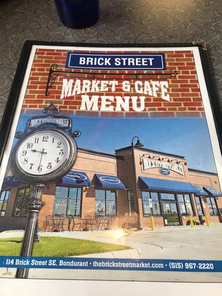 Butlers Cafe: 114 Brick St SE, Bondurant, IA
