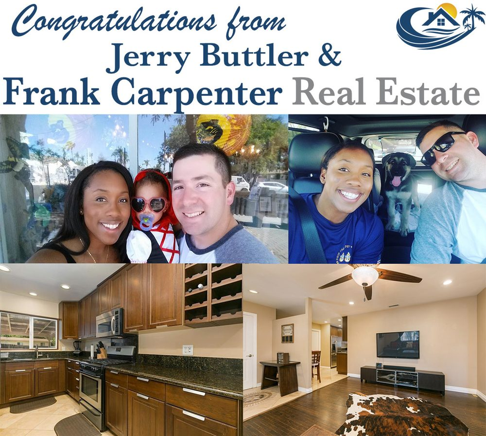 Jerry Buttler - Frank Carpenter Real Estate: San Diego, CA
