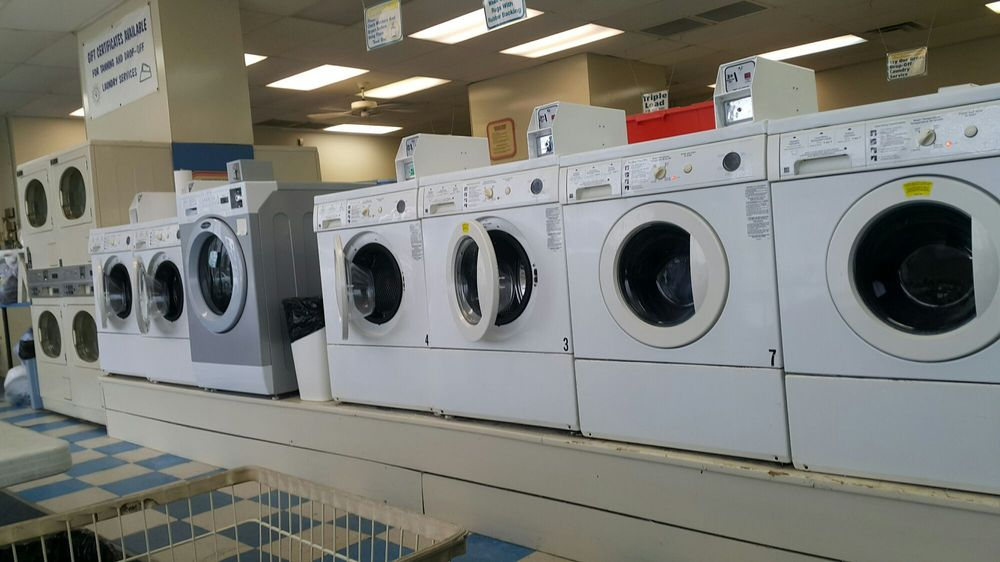 St Matthews Homestyle Coin Laundry