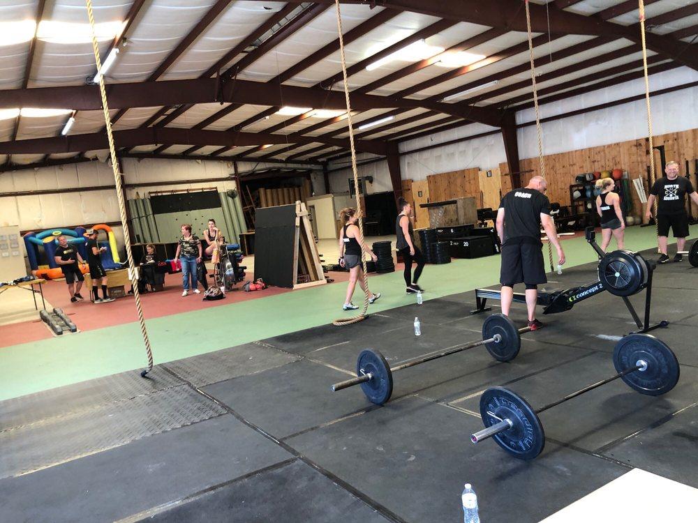 CrossFit North Augusta: 125-3 Merovan Dr, North Augusta, SC