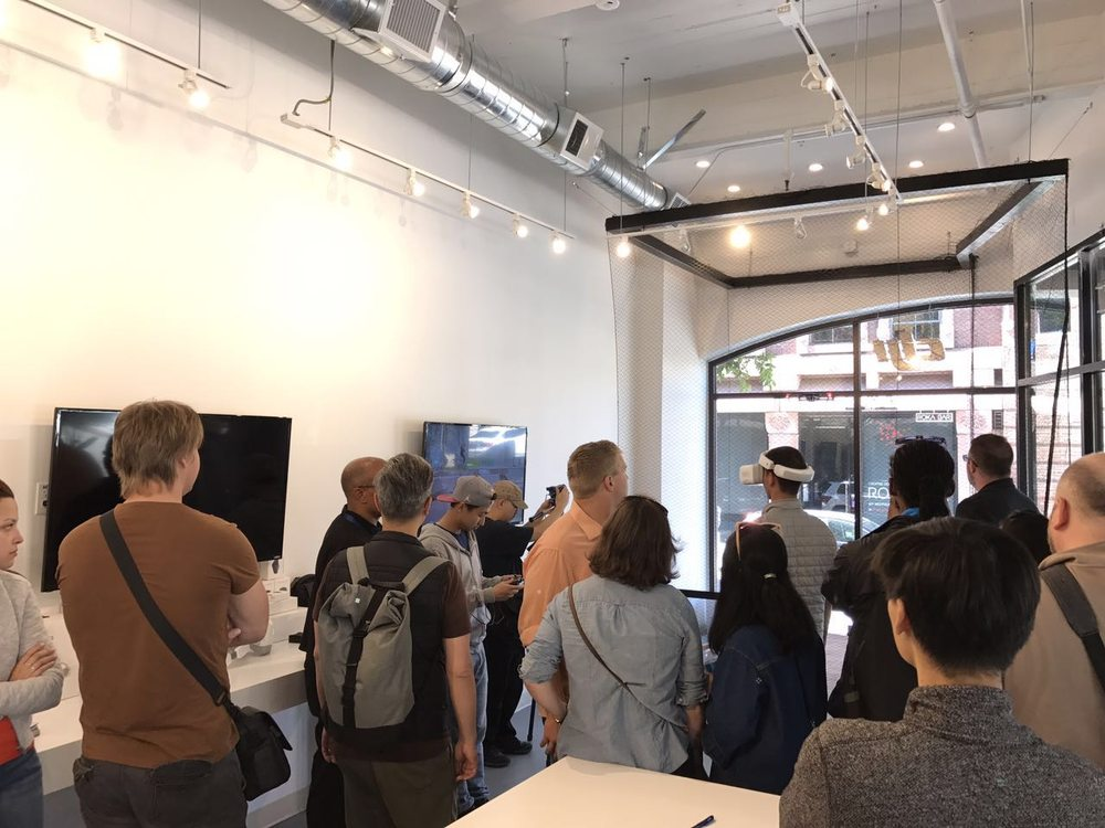 DJI San Francisco Authorized Retail Store: 735 Montgomery St, San Francisco, CA