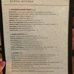 Photos for Sam and Luca Rustic Kitchen | Menu - Yelp