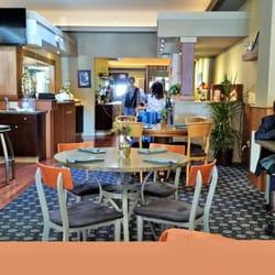 Photo Of Restaurant Navona Albany Ny United States View To The Back