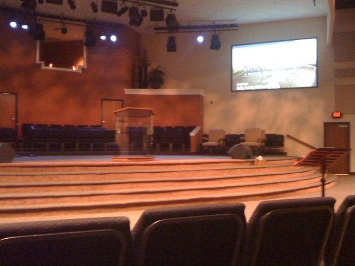 The Sanctuary: 965 Anglum Rd, Hazelwood, MO