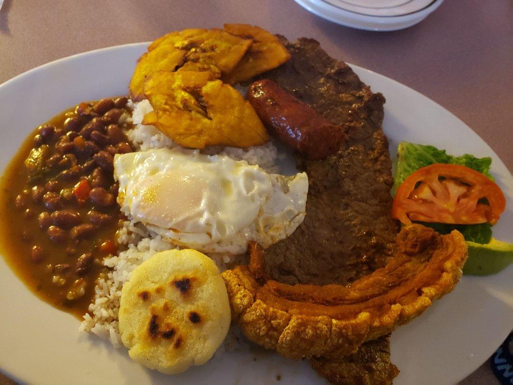 Liliana's Colombian Restaurant & Bakery: 4075 Gum Branch Rd, Jacksonville, NC